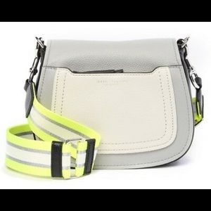 NWOT Marc Jacobs Empire City leather crossbody bag